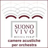 Suono Vivo - Camere acustiche per orchestra, consulenze acustiche, noleggi e vendite